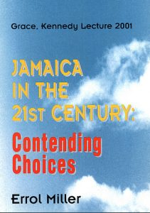 Book Cover: Jamaica in the Twenty First Century