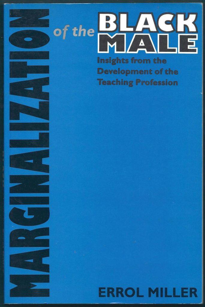 miginalisation of the black male book cover_Errol Miller