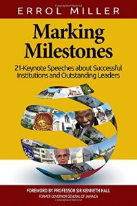 marking milestones book cover