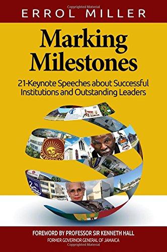 marking milestones book cover