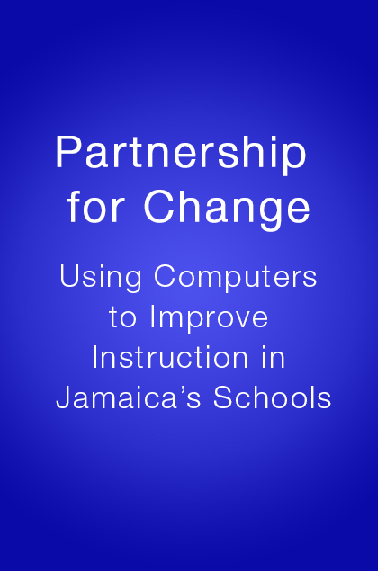 Book Cover: Partnership for Change: Using Computers