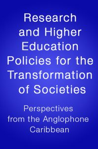 Book Cover: Research and Higher Education Policies for the Transformation of Societies