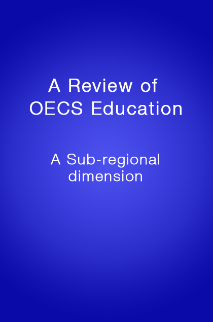 Book Cover: A Review of OECS Education