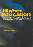 Book Cover: Access to Tertiary Education in the Commonwealth Caribbean in the 1990s