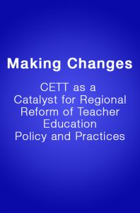 Book Cover: Making Changes :CETT as a catalyst