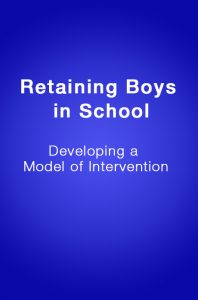 Book Cover: Retaining Boys in School