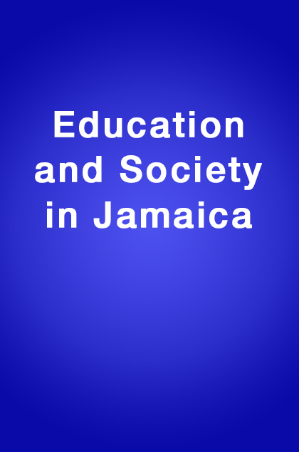 Book Cover: Education and Society in Jamaica