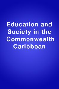 Book Cover: Education and Society in the Commonwealth Caribbean