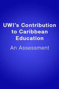 Book Cover: UWI's Contribution to Caribbean Education