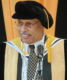 Professor Errol Miller - The Mico