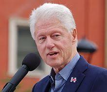 Its all About Power -Bill Clinton